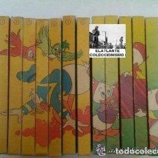 Libros de segunda mano: LOTE DE 12 LIBROS DE LA BIBLIOTECA DE LOS JÓVENES CASTORES - MONTESA - 1984 - VER IMAGENES. Lote 111925115