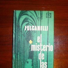 Gebrauchte Bücher - FULCANELLI. El misterio de las catedrales (Rotativa) - 111950107