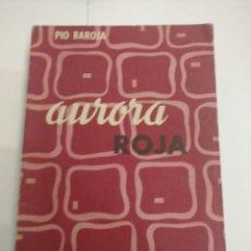 Libros de segunda mano: AURORA ROJA. Lote 111991214