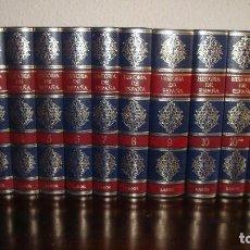 Livros em segunda mão: HISTORIA DE ESPAÑA 14 VOL. DIRIGIDA POR MANUEL TUÑON DE LARA. Lote 112039503