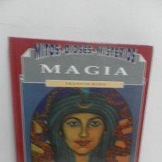 Libros de segunda mano: MITOS DIOSES MISTERIOS MAGIA VER FOTOS. Lote 112082247