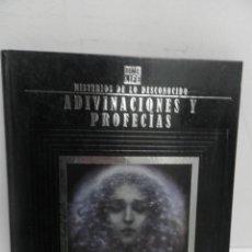 Libros de segunda mano: MISTERIOS DE LO DESCONOCIDO ADIVINACIONES Y PROFECÍAS - EDICIONES DEL PRADO 1993,VER FOTOS. Lote 112086199
