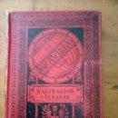 Libros de segunda mano: NAUFRAGIOS CÉLEBRES. AÑO 1886. Lote 112140551