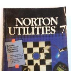 Libros de segunda mano: OXM. NORTON UTILITIES 7. QUE. . POR LA CULTURA. Lote 112217803