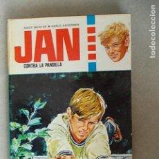 Libros de segunda mano: JAN COTRA LA PANDILLA. Lote 112219371