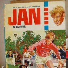 Libros de segunda mano: JAN AS DEL FUTBOL. Lote 112219771