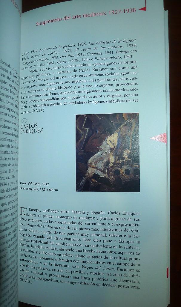 Libros de segunda mano: MUSEO NACIONAL DE BELLAS ARTES. Guía arte cubano : Museo Nacional de Bellas Artes - Foto 2 - 112314474