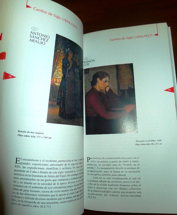 Libros de segunda mano: MUSEO NACIONAL DE BELLAS ARTES. Guía arte cubano : Museo Nacional de Bellas Artes - Foto 3 - 112314474