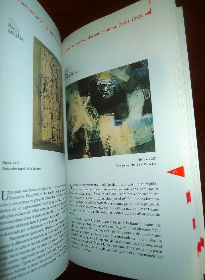 Libros de segunda mano: MUSEO NACIONAL DE BELLAS ARTES. Guía arte cubano : Museo Nacional de Bellas Artes - Foto 4 - 112314474