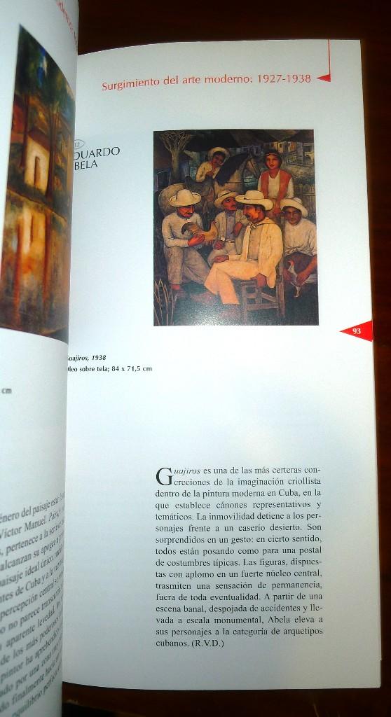 Libros de segunda mano: MUSEO NACIONAL DE BELLAS ARTES. Guía arte cubano : Museo Nacional de Bellas Artes - Foto 6 - 112314474