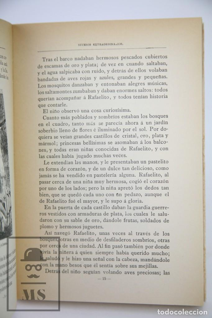 Libros de segunda mano: Libro Tapa Blanda - Sucesos Extraordinarios. S. Calleja - Ed. José. J. de Olañeta, 1982 - Foto 4 - 112306707