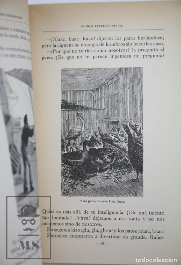 Libros de segunda mano: Libro Tapa Blanda - Sucesos Extraordinarios. S. Calleja - Ed. José. J. de Olañeta, 1982 - Foto 5 - 112306707