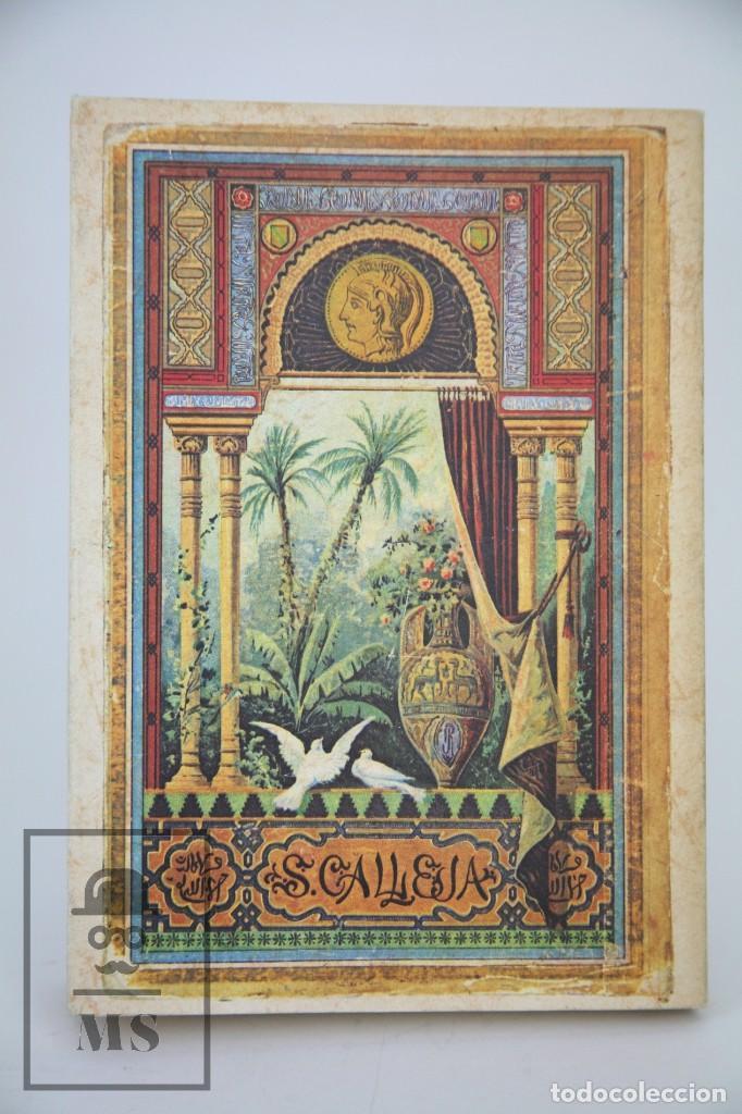 Libros de segunda mano: Libro Tapa Blanda - Sucesos Extraordinarios. S. Calleja - Ed. José. J. de Olañeta, 1982 - Foto 6 - 112306707