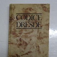 Libros de segunda mano: REPRODUCCION DEL CODICE DE DRESDE, FONDO DE CULTURA ECONOMICA, MEXICO 1983. 13X25 CMS. Lote 112308815