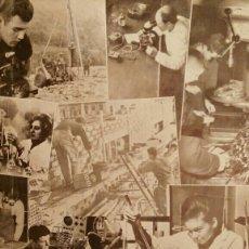 Libros de segunda mano: DESARROLLO SINDICAL, SOCIAL Y ECONÓMICO DE ESPAÑA. 1962.. Lote 112328010