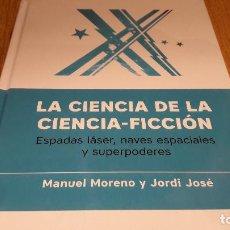 Libros de segunda mano: DESCUBRIR LA CIENCIA Nº 27 / LA CIENCIA DE LA CIENCIA-FICCIÓN / VV.AA. / PRECINTADO. Lote 174536167