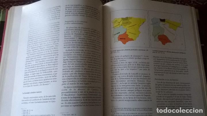 Libros de segunda mano: HISTORIA DE CANTABRIA. PREHISTORIA, EDADES ANTIGUA Y MEDIA. M.A. GARCÍA GUINEA. PRIMERA EDICIÓN 1985 - Foto 6 - 112440211