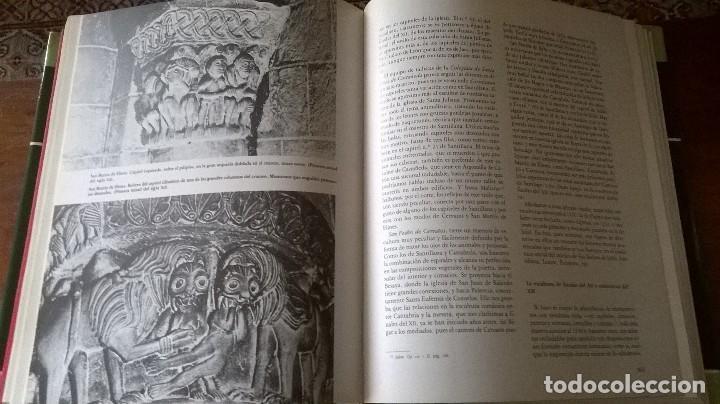 Libros de segunda mano: HISTORIA DE CANTABRIA. PREHISTORIA, EDADES ANTIGUA Y MEDIA. M.A. GARCÍA GUINEA. PRIMERA EDICIÓN 1985 - Foto 7 - 112440211