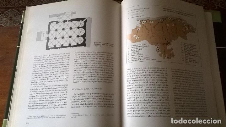 Libros de segunda mano: HISTORIA DE CANTABRIA. PREHISTORIA, EDADES ANTIGUA Y MEDIA. M.A. GARCÍA GUINEA. PRIMERA EDICIÓN 1985 - Foto 8 - 112440211