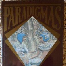 Libros de segunda mano: PARADIGMAS - MITOS, ENIGMAS Y LEYENDAS CONTEMPORÁNEAS. Lote 112461131