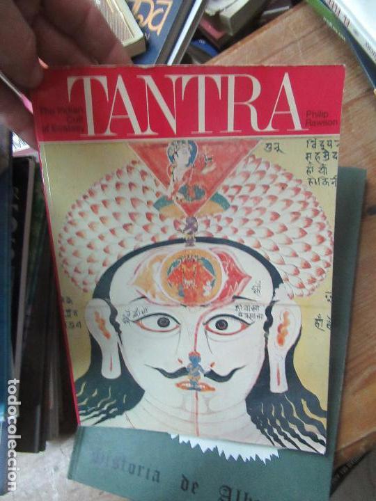 LIBRO THE INDIAN CULT OF ECSTASY TANTRA PHILIP RAWSON ESCRITO EN INGLES ART-548-92 (Libros de Segunda Mano - Bellas artes, ocio y coleccionismo - Otros)