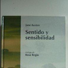 Libros de segunda mano: SENTIDO Y SENSIBILIDAD. JANE AUSTEN. TAPA DURA. Lote 112503759