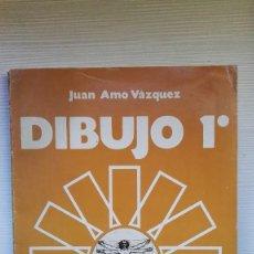 Libros de segunda mano: DIBUJO 1º BUP JUAN AMO VAZQUEZ ANAYA. Lote 112537979