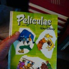 Libros de segunda mano: PELICULAS WALT DISNEY SEXTO TOMO. Lote 112558910