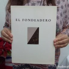 Libros de segunda mano: TUBAL EL FONDEADERO AYUNTAMIENTO DE TIAS, LANZAROTE, 1990 30 CM 1100 GRS ISLAS CANARIAS . Lote 112623011