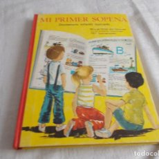 Libros de segunda mano: MI PRIMER SOPENA DICCIONARIO INFANTIL ILUSTRADO. Lote 126842491