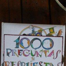 Libros de segunda mano: 1000 PREGUNTAS Y RESPUESTAS, SUSAETA. Lote 112641075