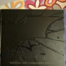 Livros em segunda mão: LIBRO MANUAL DEL CABALLERO OSCURO.BATMAN.DARK KNIGHT. Lote 146801078