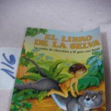 Second hand books - CUENTO EL LIBRO DE LA SELVA - 112705867