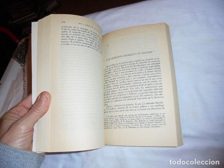 Libros de segunda mano: USO Y ABUSO DE LA HISTORIA.M.I.FINLEY.CRITICA GRUPO EDITORIAL GRIJALBO.1974 - Foto 5 - 112710651