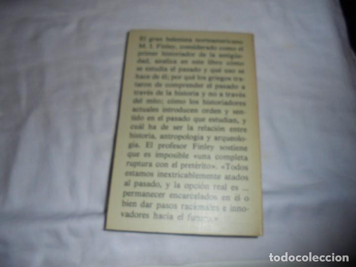 Libros de segunda mano: USO Y ABUSO DE LA HISTORIA.M.I.FINLEY.CRITICA GRUPO EDITORIAL GRIJALBO.1974 - Foto 7 - 112710651