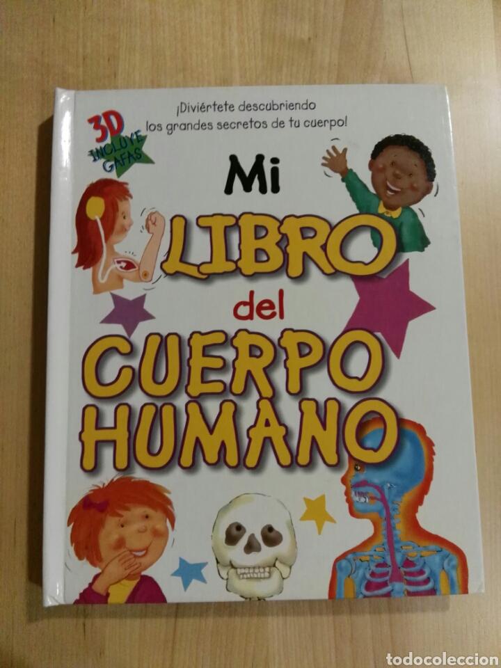 MI LIBRO DEL CUERPO HUMANO (Libros de Segunda Mano - Literatura Infantil y Juvenil - Otros)