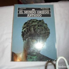 Libros de segunda mano: EL MUNDO GRIEGO ANTIGUO DE LOS PALACIOS CRETENSES A LA CONQUISTA ROMANA.RUZE/AMOURETTI.AKAL 1987. Lote 112716959
