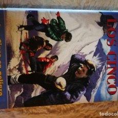 Libros de segunda mano: LOS CINCO EN PELIGRO - ENID BLYTON. Lote 112732687