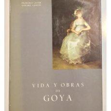 Libros de segunda mano: VIDA Y OBRAS DE GOYA. Lote 112869478