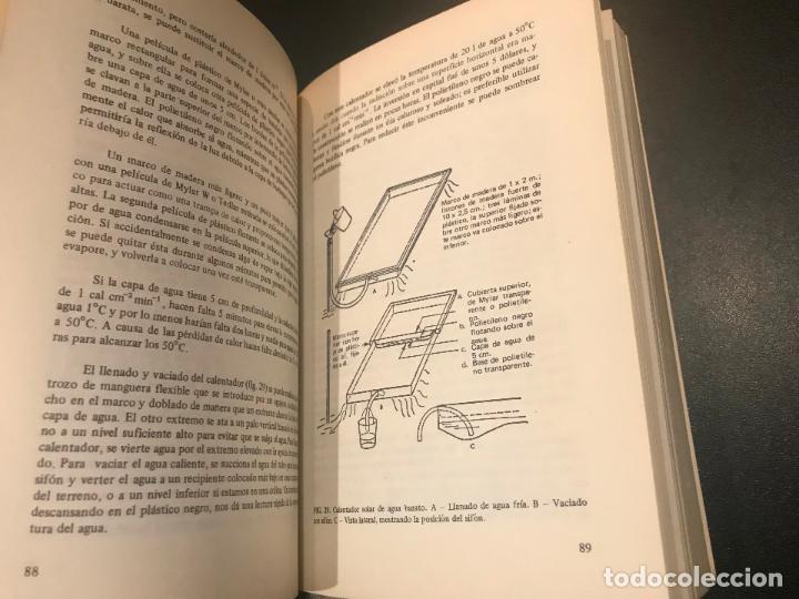 Libros de segunda mano: USO DIRECTO DE LA ENERGÍA SOLAR - DANIELS, FARRINGTON - Foto 2 - 112963391