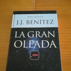Libros de segunda mano: LIBRO LA GRAN OLEADA DE J.J BENITEZ. Lote 112983287