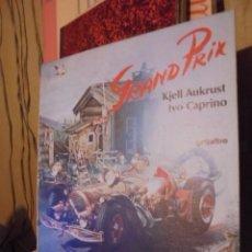Libros de segunda mano: GRAND PRIX / AUKRUST / CAPRINO - MARIONETAS - 1ª ED 1977 GRIJALBO - STOCK DE TIENDA - FLAKLYPA. Lote 112988927