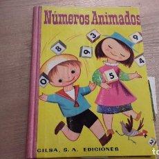 Second hand books - NÚMEROS ANIMADOS. GILSA, S. A. EDICIONES - 113001323