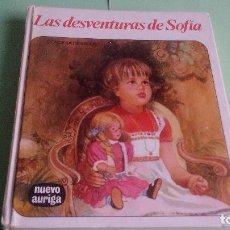 Libros de segunda mano - LAS DESVENTURAS DE SOFIA - CONDESA DE SEGUR - EDICIONES AURIGA - 123481700