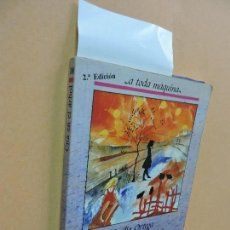 Libros de segunda mano: CITA EN EL ÁRBOL. ORTEGA, EMILIO. COL. A TODA MÁQUINA. ED. SUSAETA. MADRID 1990. 2ª EDICIÓN. Lote 113065927