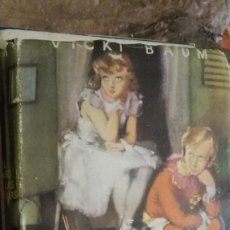 Libros de segunda mano: EL OCASO DE LAS ESTRELLAS. VICKI BAUM. COLECCION ARCO DE TRIUNFO. Lote 113069711