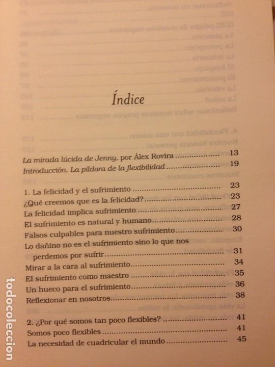 Libros de segunda mano: Felicidad flexible (Jenny Moix) Aguilar - Foto 4 - 113122035