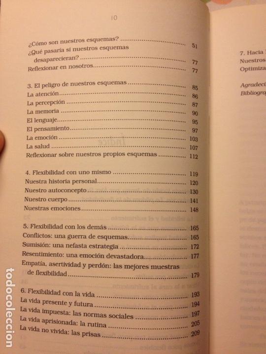 Libros de segunda mano: Felicidad flexible (Jenny Moix) Aguilar - Foto 5 - 113122035