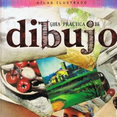 Libros de segunda mano: ATLAS ILUSTRADO GUÍA PRÁCTICA DE DIBUJO . Lote 113142591