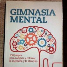 Libros de segunda mano: GIMNASÍA MENTAL * JORGE BATLLORI AGUILÀ. Lote 113200587